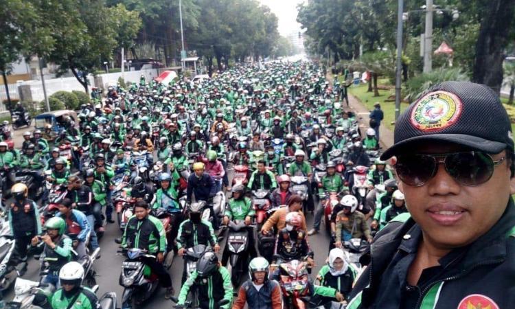 Soal Ojol, Garda Indonesia Surati Prabowo